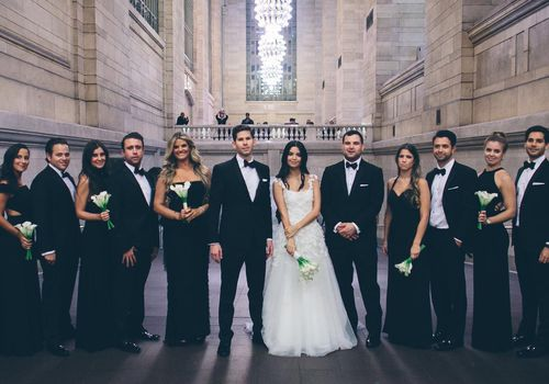 Everything You Need To Consider Before Committing To A Big Bridal Party