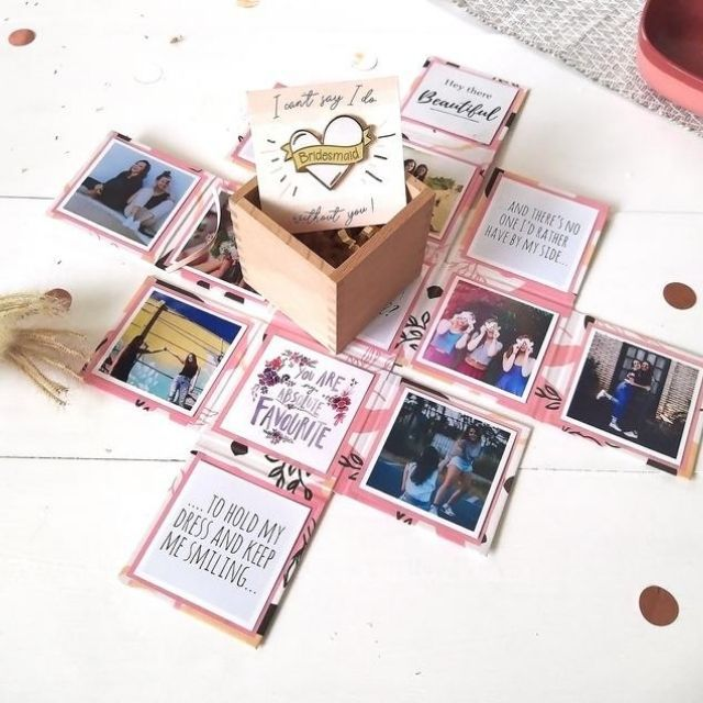 LovinBox Will You Be My Bridesmaid Proposal Gift