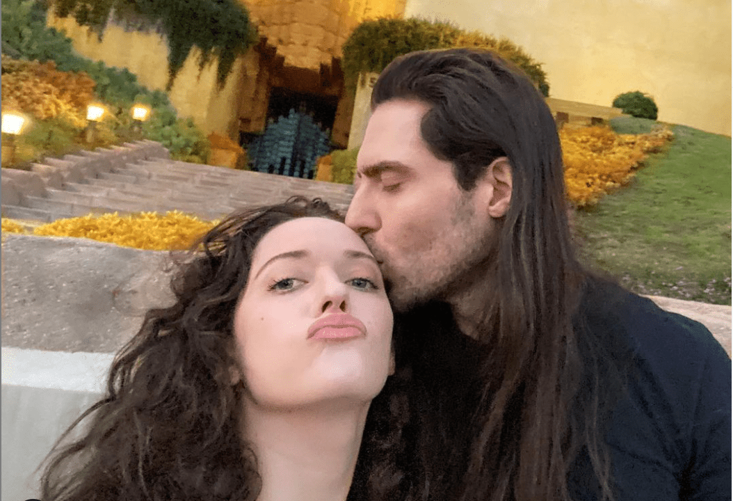Kat Dennings and Andrew W.K. Engaged
