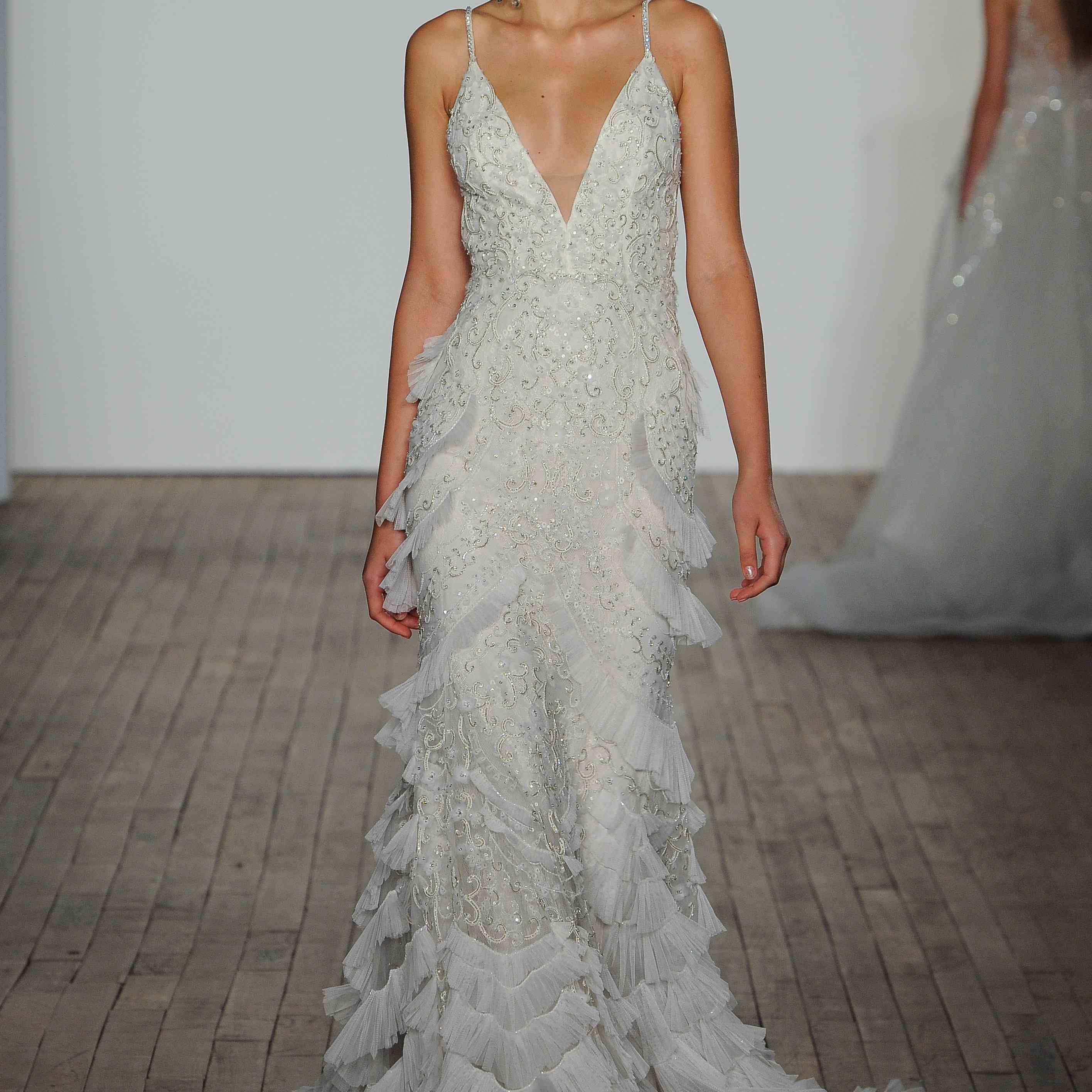 Tatiana wedding dress lazaro