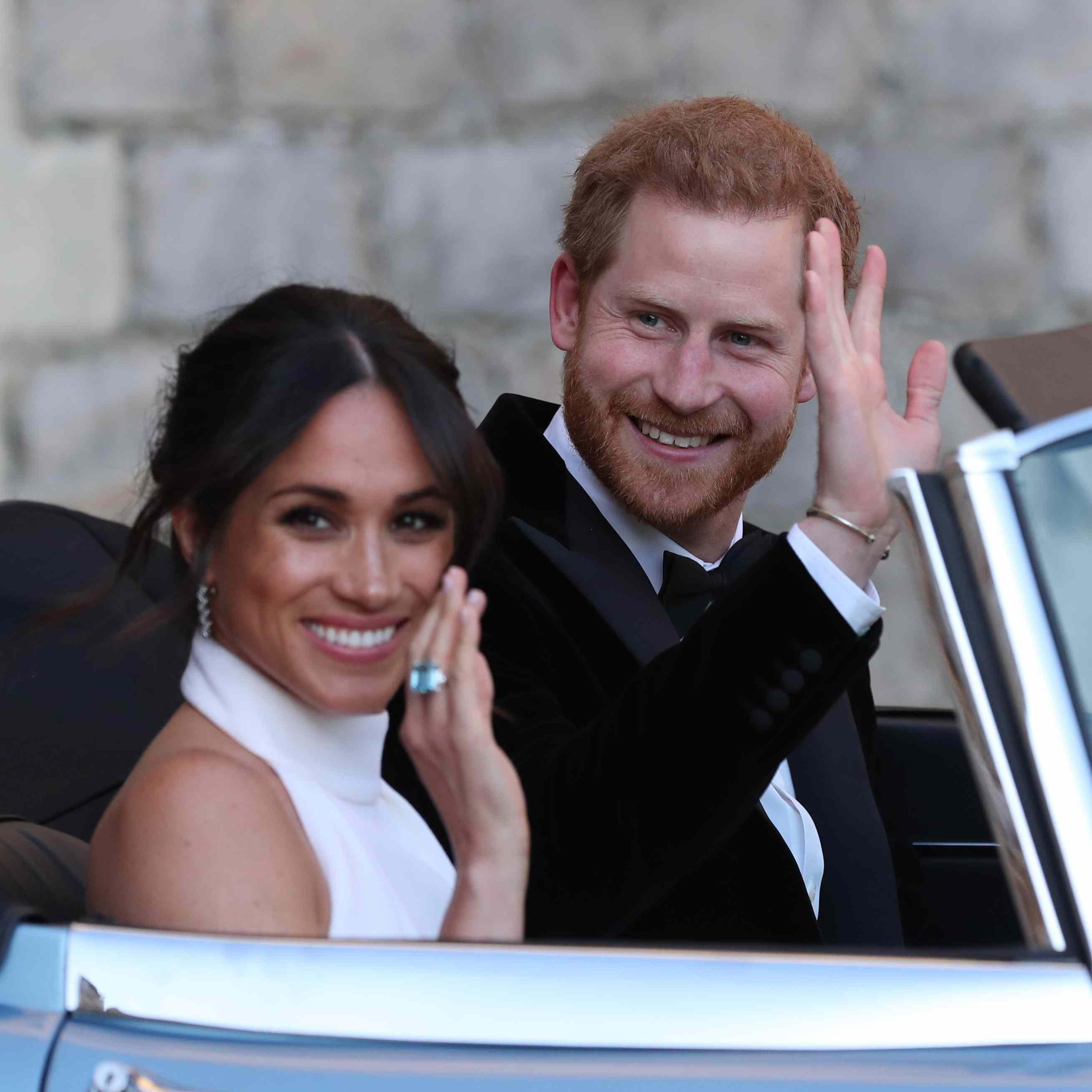 Royal Wedding Meghan Markle.Meghan Markle And Prince Harry Share Never Before Seen Royal