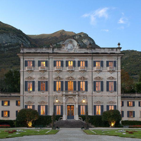 Lake Como's Villa Sola Cabiati