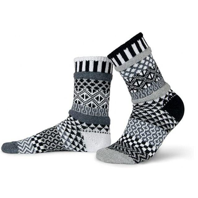 Solmates Socks Mismatched Crew Socks