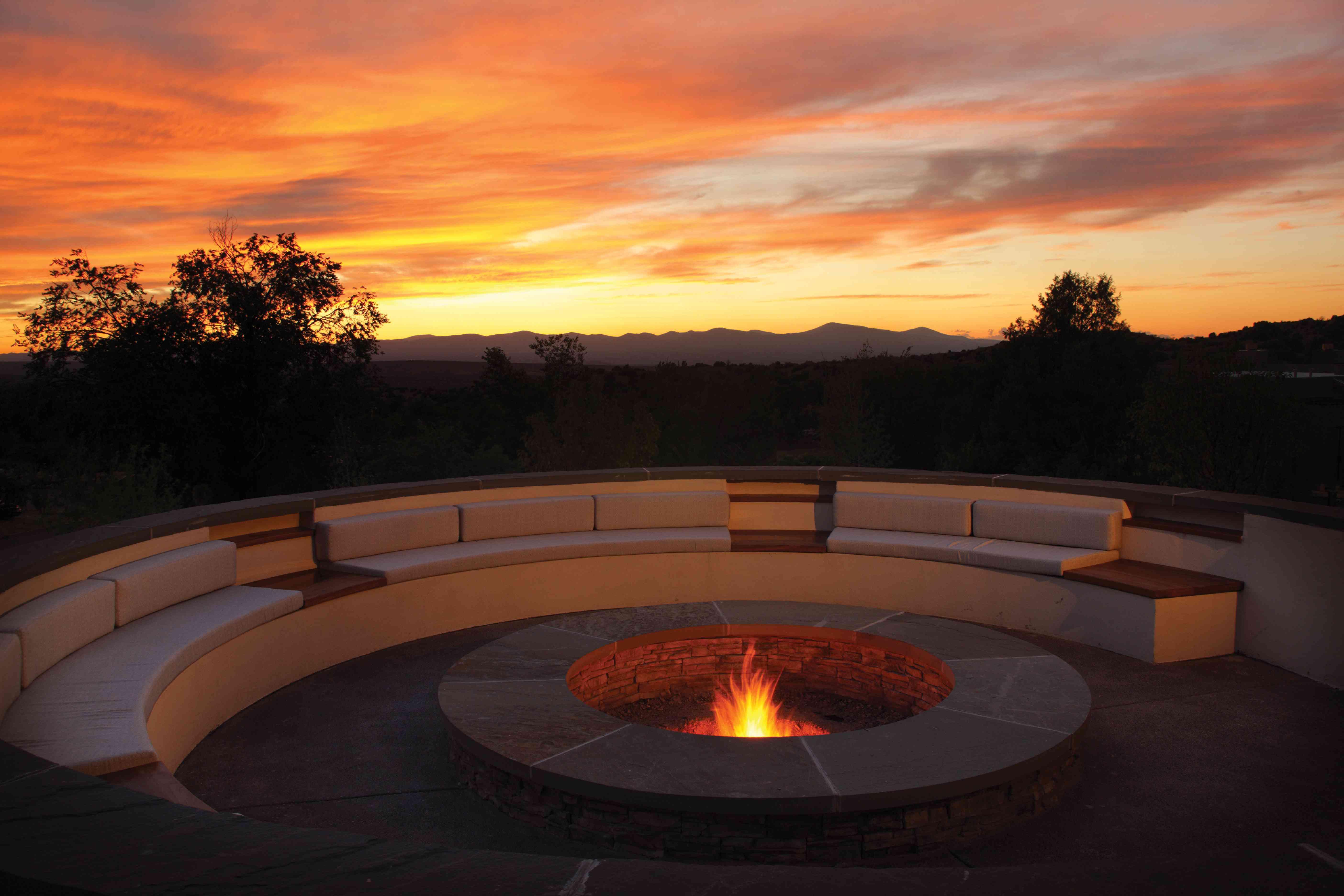 Four Seasons Resort Rancho Encantado resort view