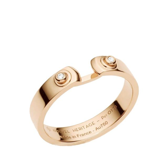 Ylang23 Monday Morning Mood Rose Gold Ring