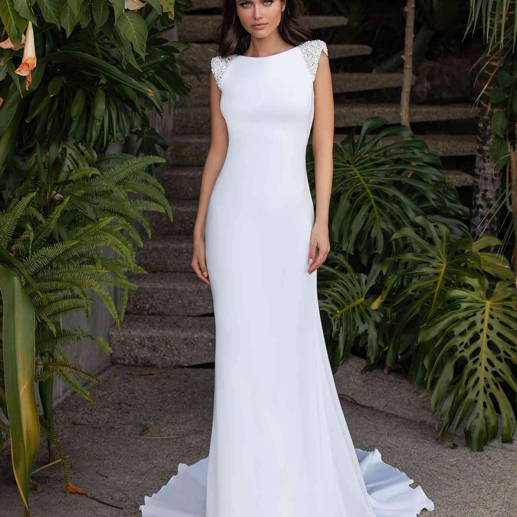 Pronovias Reed Wedding Dress