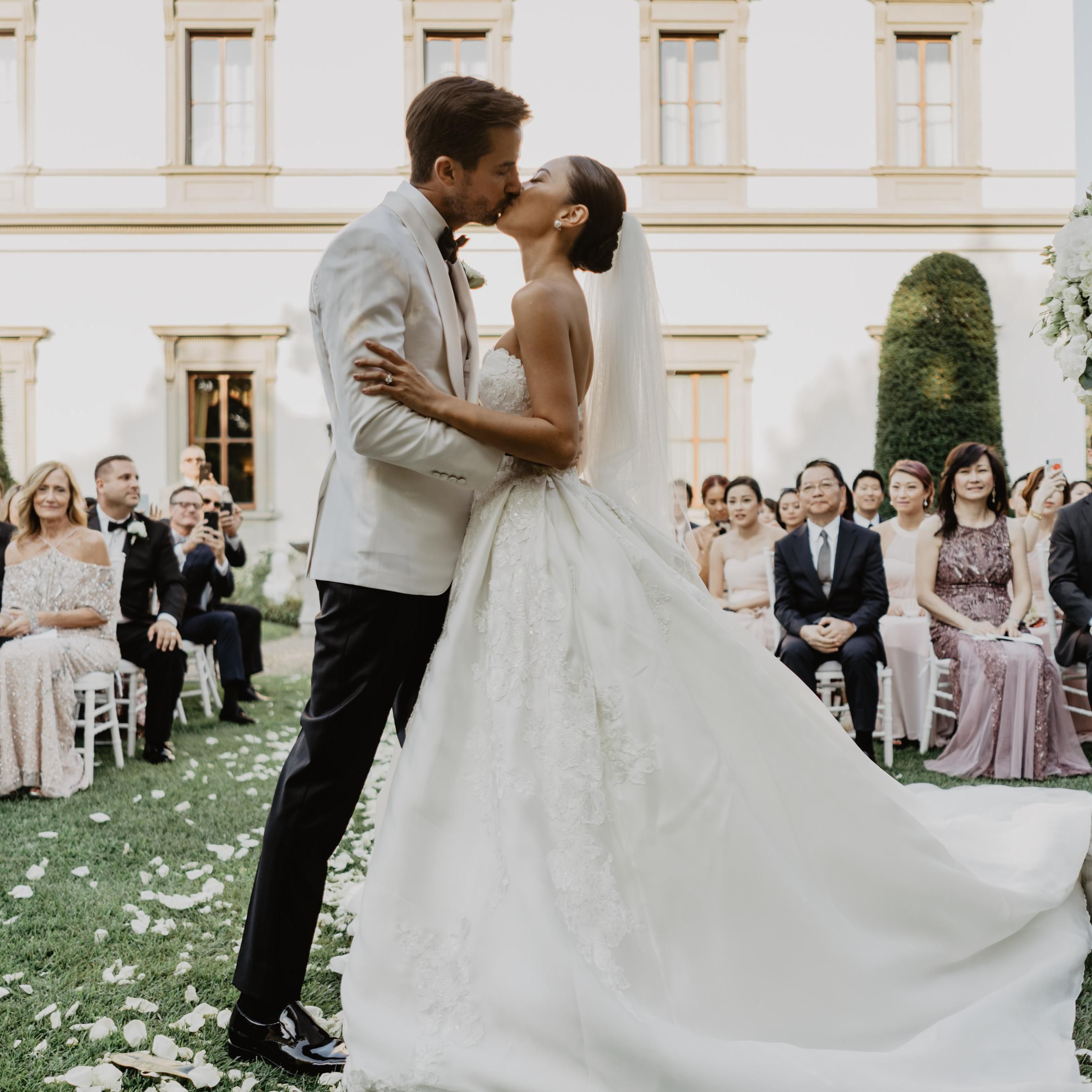 A Grand Multi Day Wedding With An Intimate Guest List In Florence