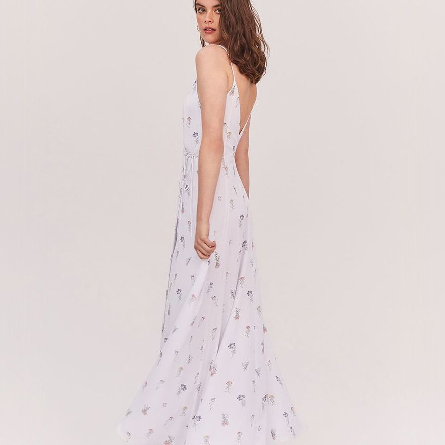 25 Floral Bridesmaid Dresses Perfect For A Spring Wedding