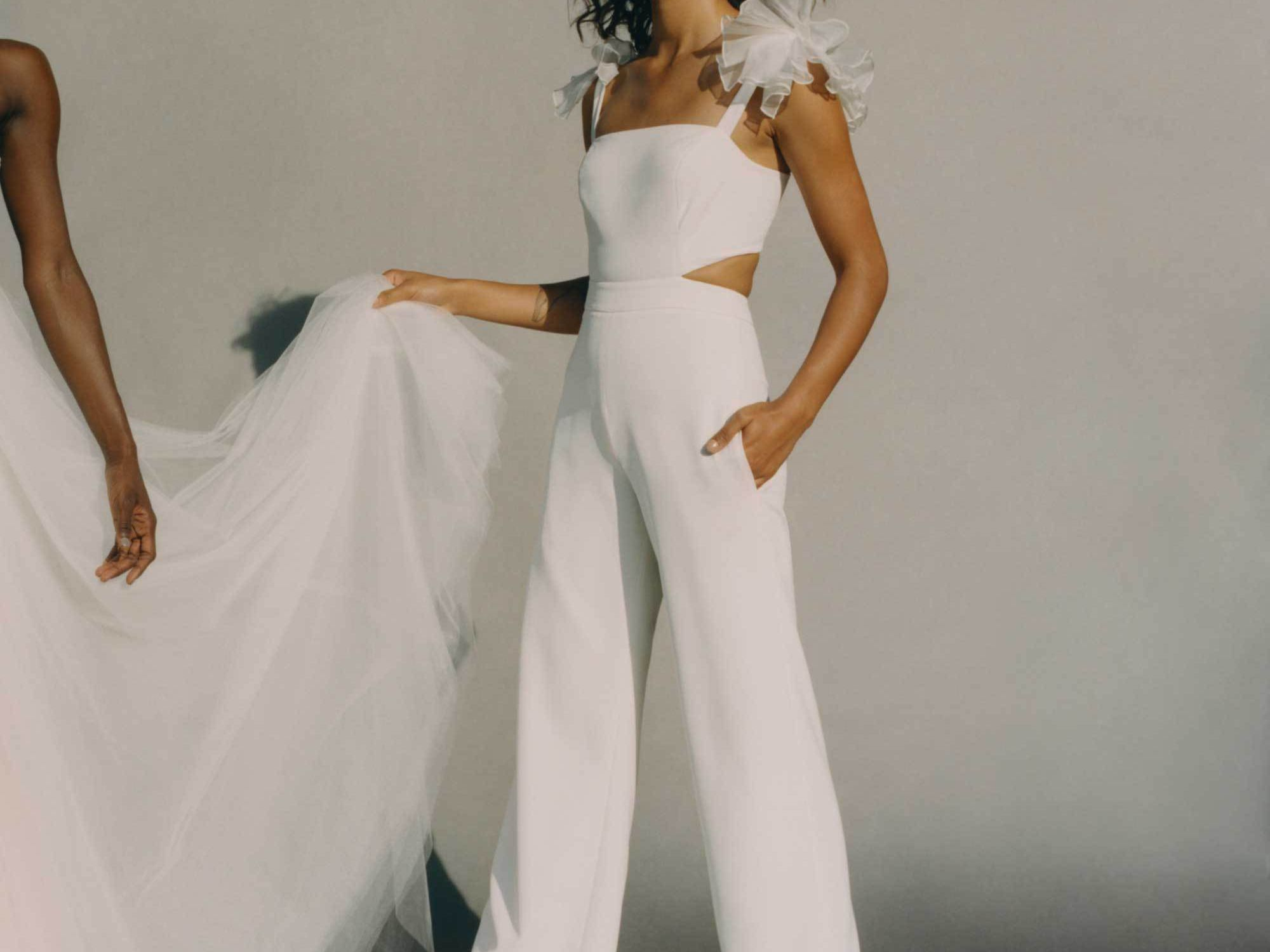 The 30 Best Wedding Jumpsuits Of 2020
