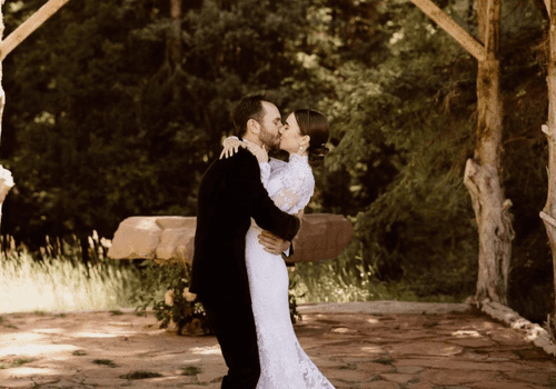 Lily and Charlie Wedding Photo