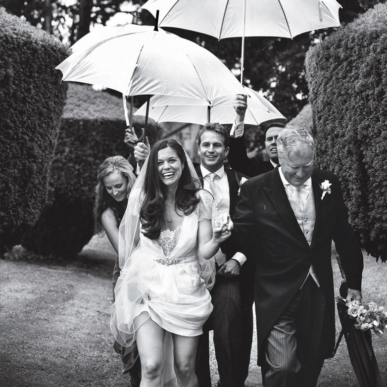 8 Reasons You Want Rain on Your Wedding Day (Seriously!)