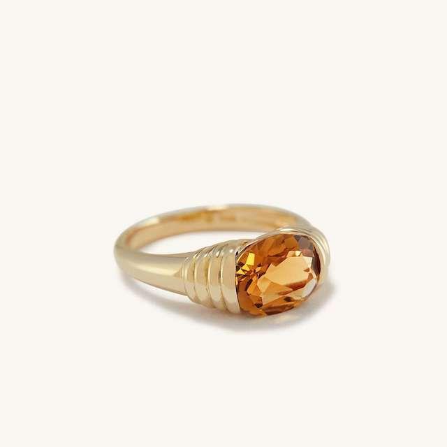 Mejuri Heirloom Ring