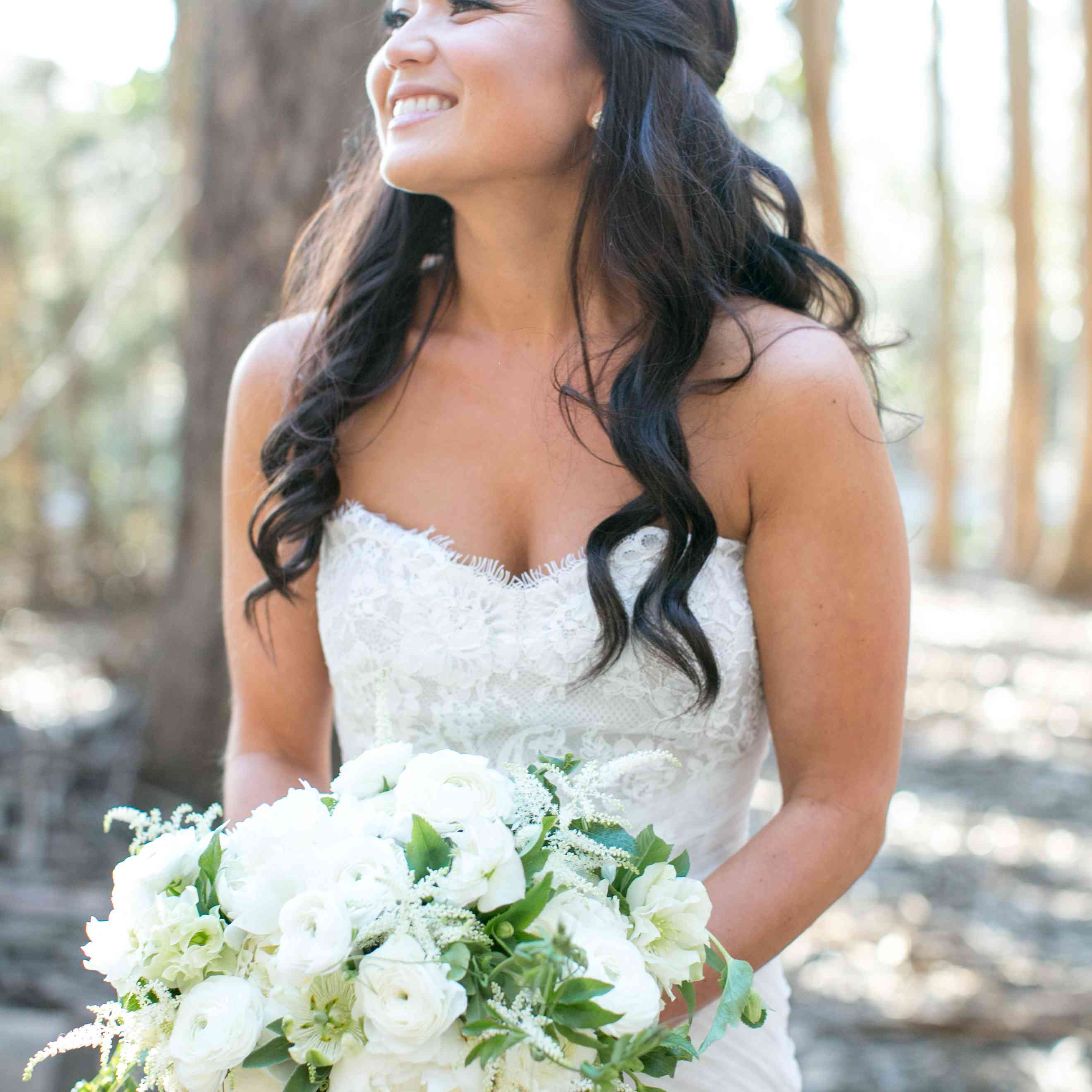 Hair Style For Women Wedding: The 60 Prettiest Bridal Hairstyles From Real Weddings