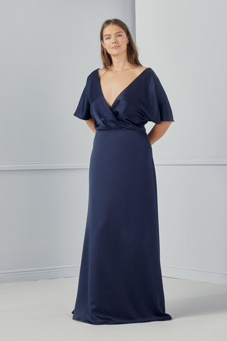 Amsale Diem Bridesmaid Dress, $280