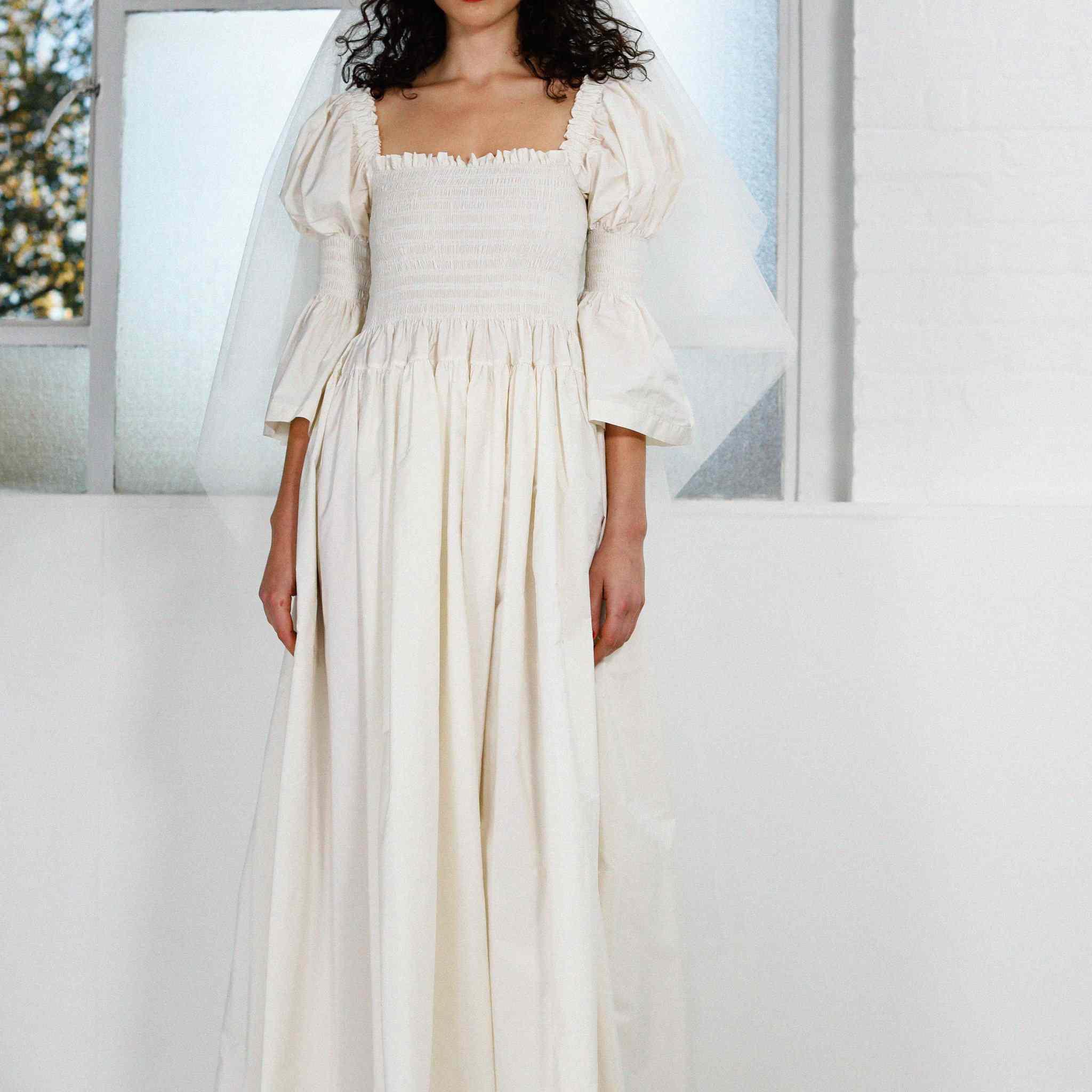 Molly Goddard Violet Dress