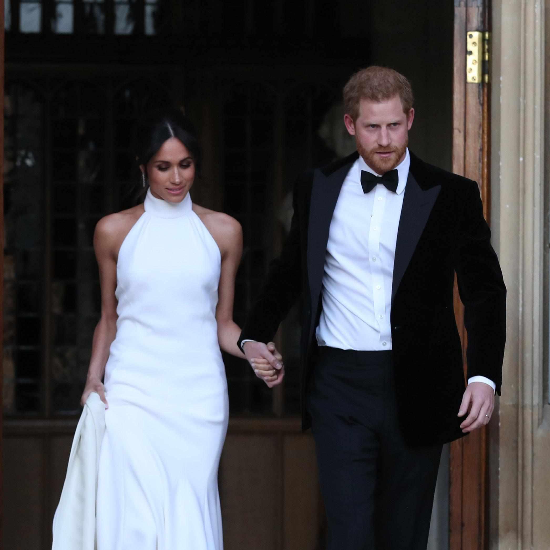 54 High Neck Halter Wedding Dresses Good Enough For Meghan