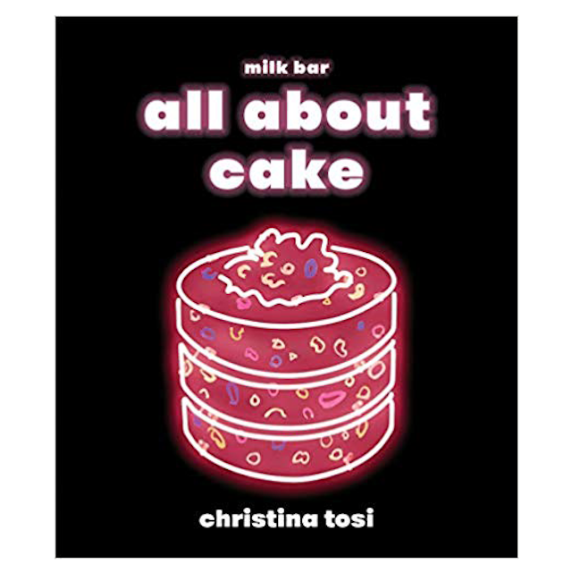 All About Cake Cookbook