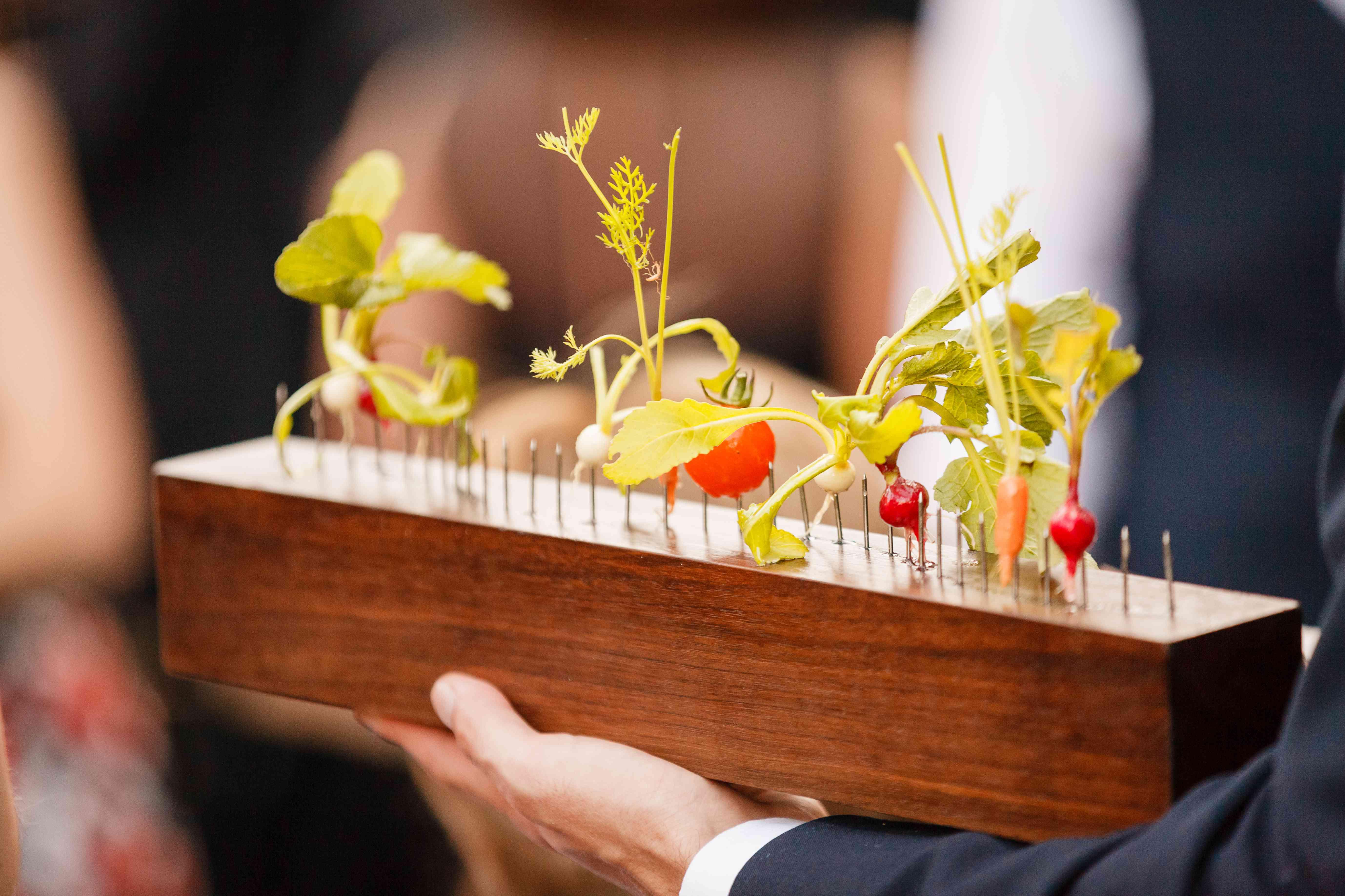 fresh produce Hors d'oeuvre