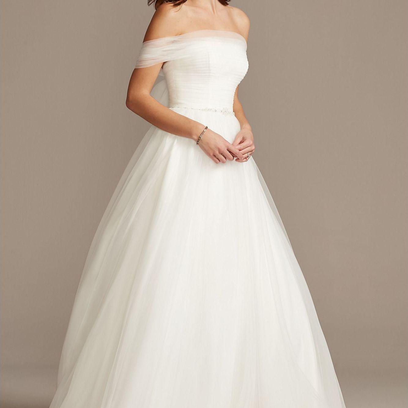 27 A Line Wedding Dresses We Love
