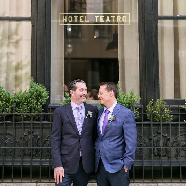denver wedding, grooms