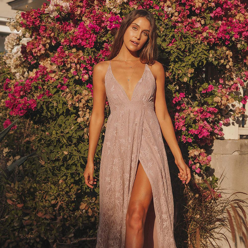 22 Best Lace Bridesmaid Dresses Of 2021