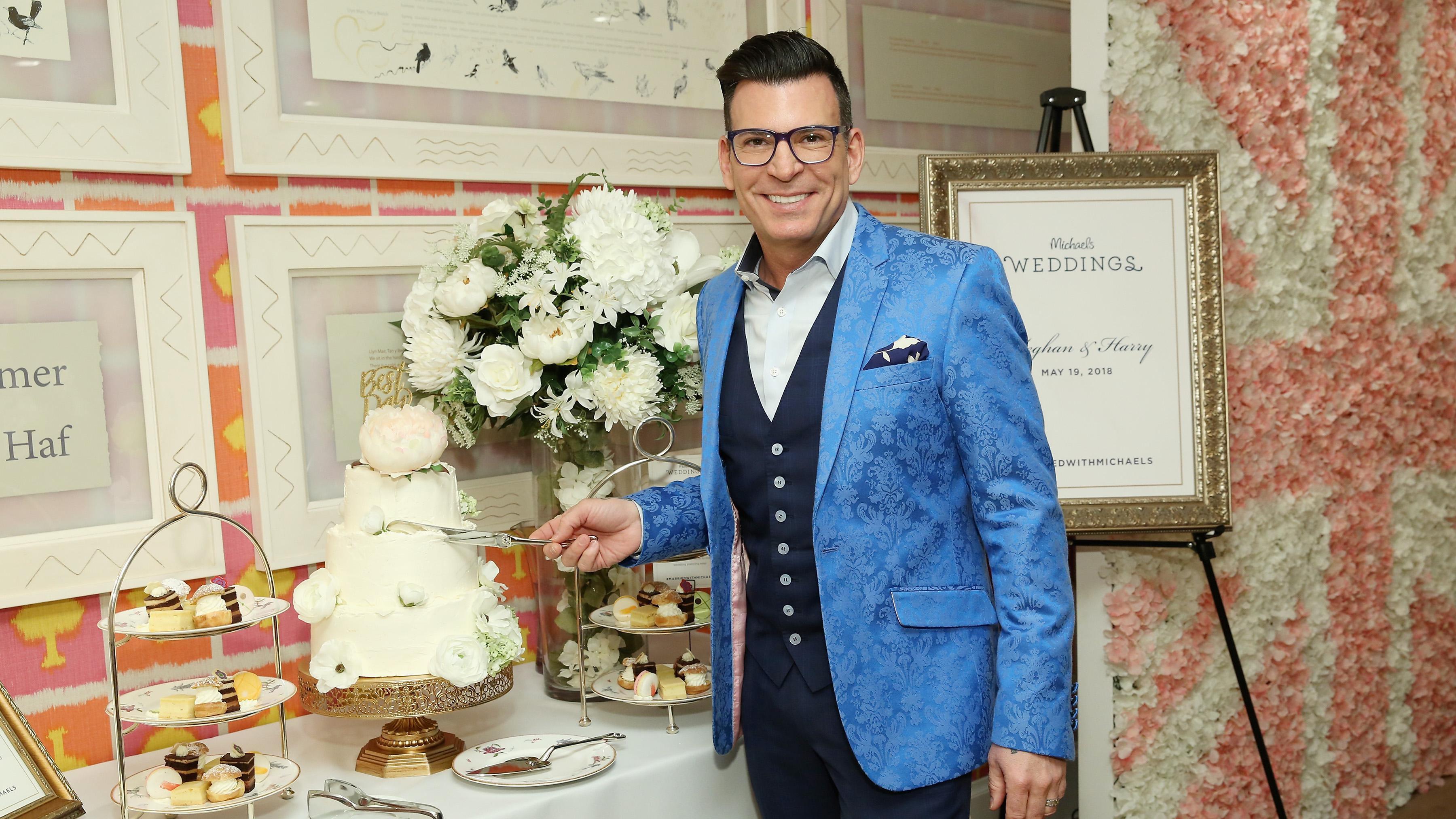 Celebrity Wedding Planner David Tutera Is Launching His Own Bridal