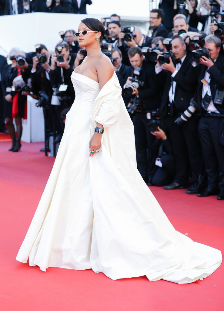 This Is Who Rihanna Wants To Design Her Wedding Gown