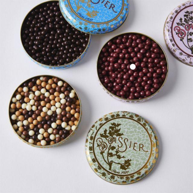 Bossier chocolates