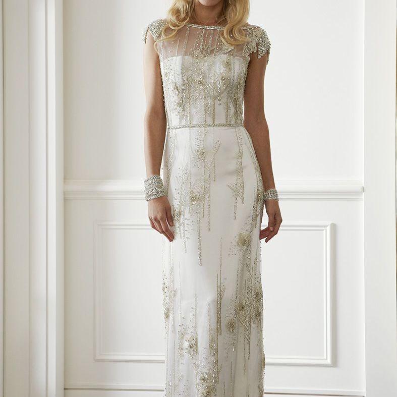 1920s Wedding Dresses 30 Great Gatsby Inspired Looks