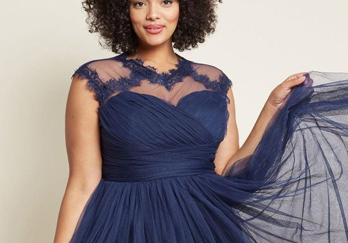 36 Plus Size Bridesmaid Dresses To Fit Every Style And Budget