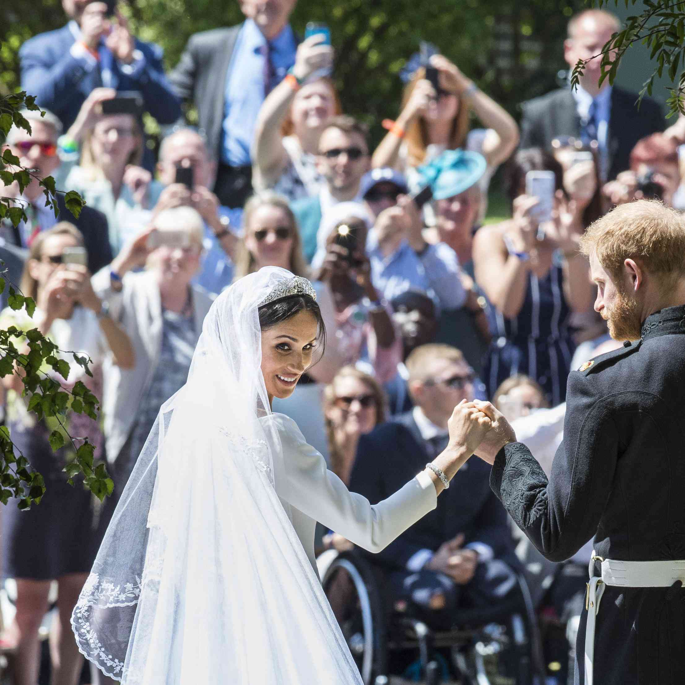 Prince William Wedding.Here S How Prince Harry And Meghan Markle S Wedding Compared