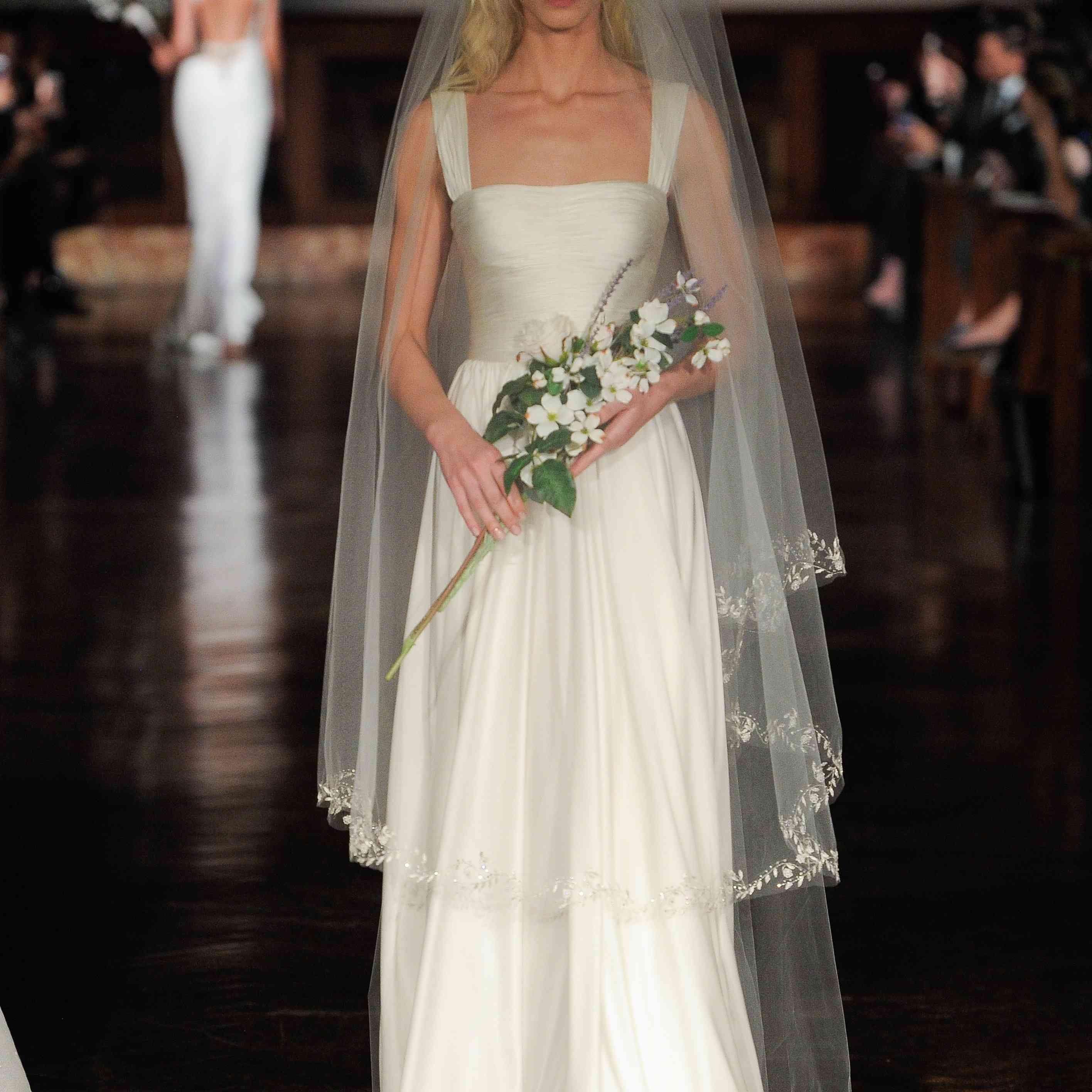 Gallery New Mira Zwillinger Wedding Dresses Spring 2019: Reem Acra Bridal Spring 2019