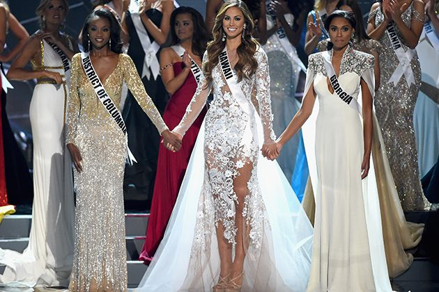 10 Stunning Miss Usa 2016 Gowns That Could Easily Double As Wedding