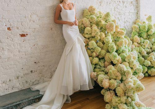 Carol Hannah Wedding Dres