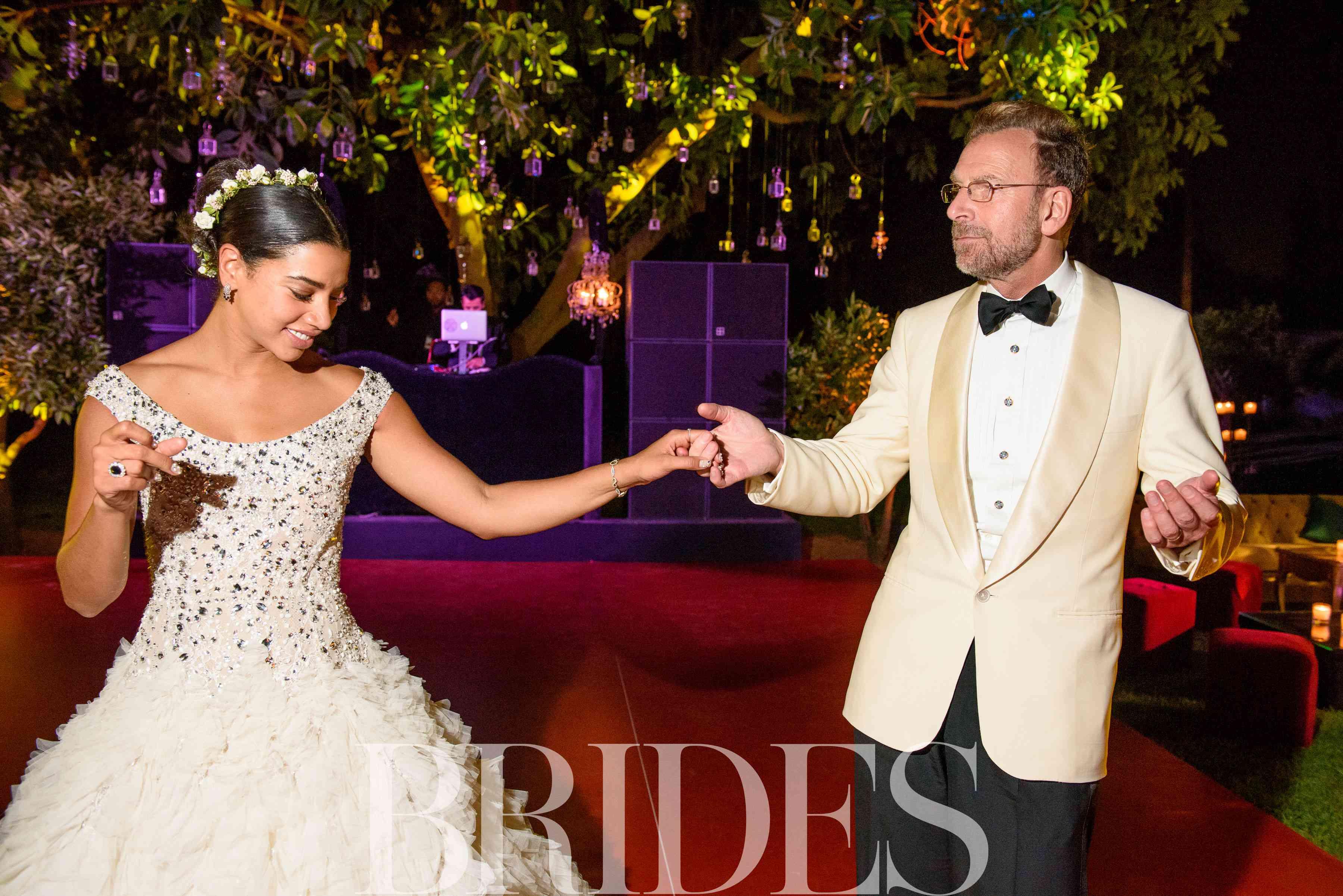 A Look Inside Hannah Bronfman's Wedding Weekend