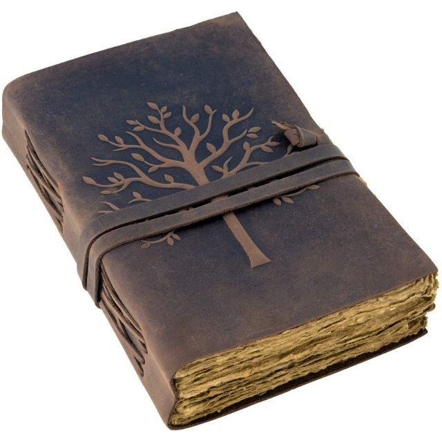 Vintage Leather Journal