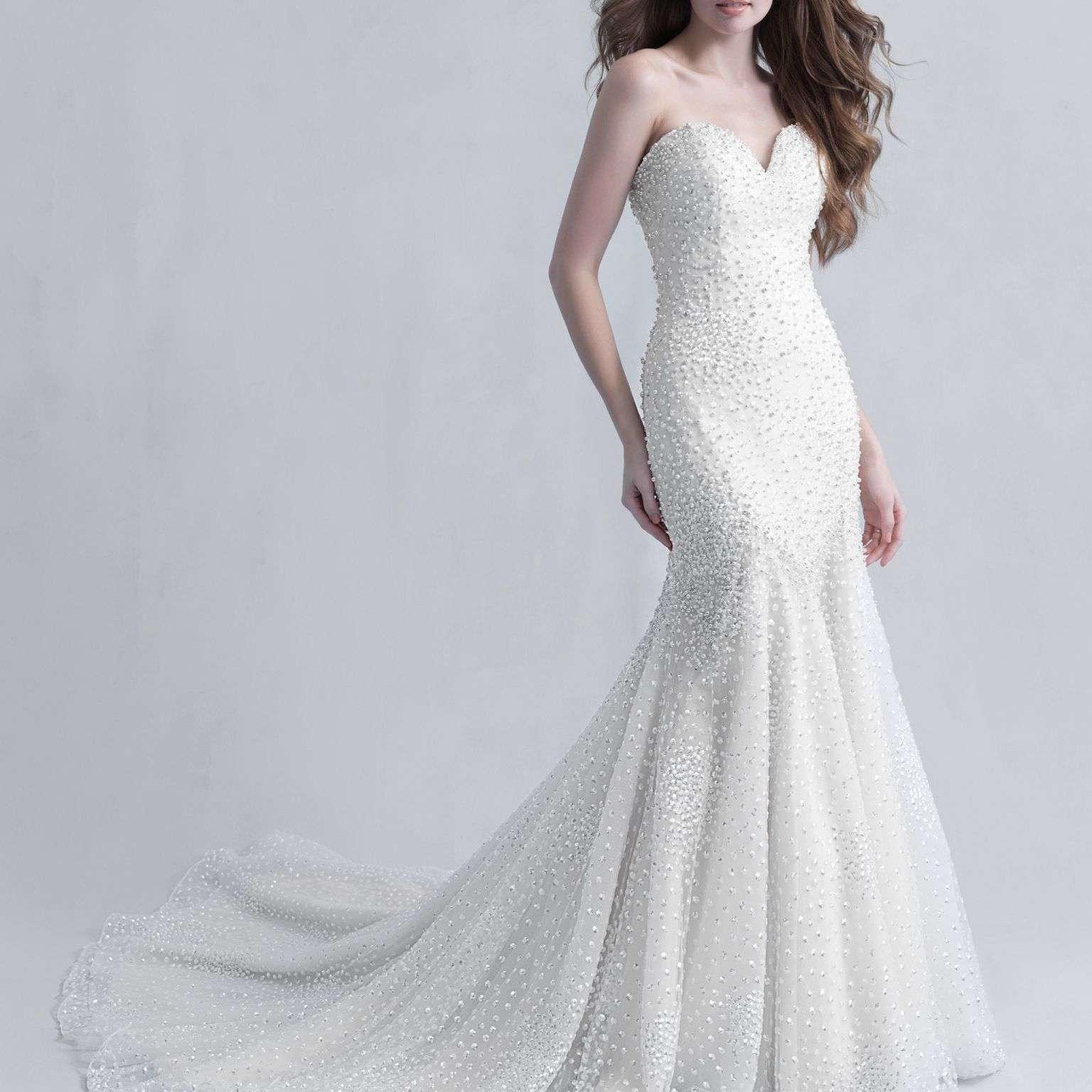 Ariel Style: DP270 Wedding Gown