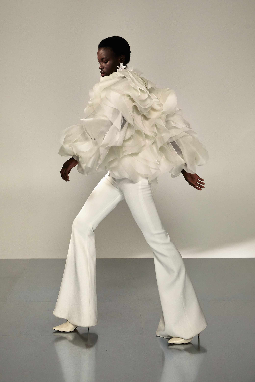 Kaviar Gauche blouson and pants