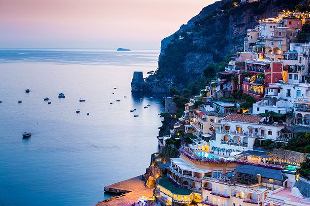 How to spend a magical 3 day honeymoon in sorrento italy for Be italia