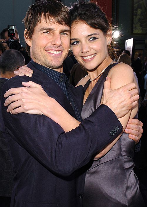 Tom Crusie Wedding.Tbt Katie Holmes And Tom Cruise S Whirlwind Romance And Wedding In