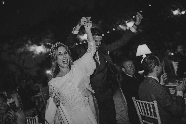 <p>Bride and groom dancing at reception</p><br><br>