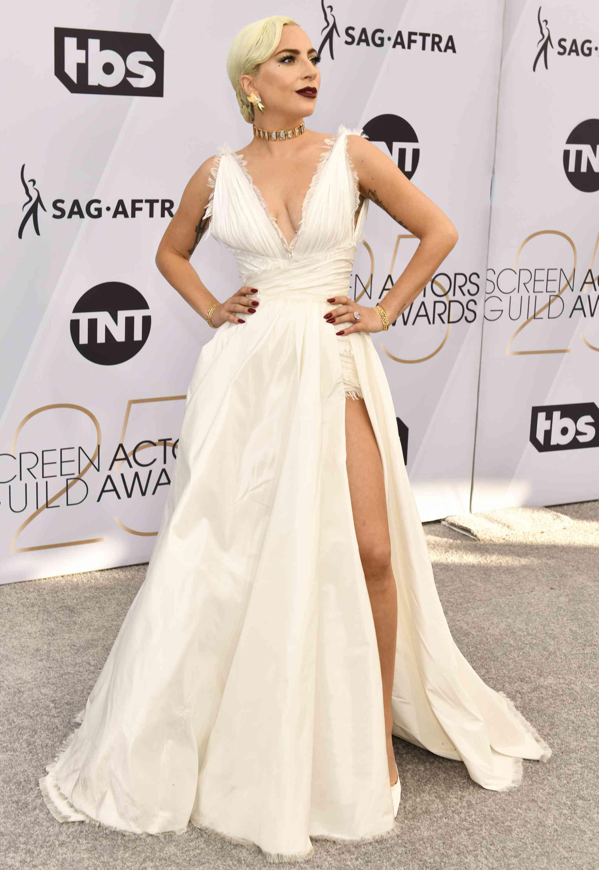Lady Gaga 2019 SAG Awards