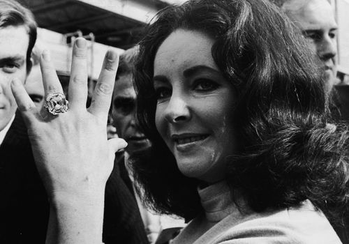 Elizabeth Taylor Ring