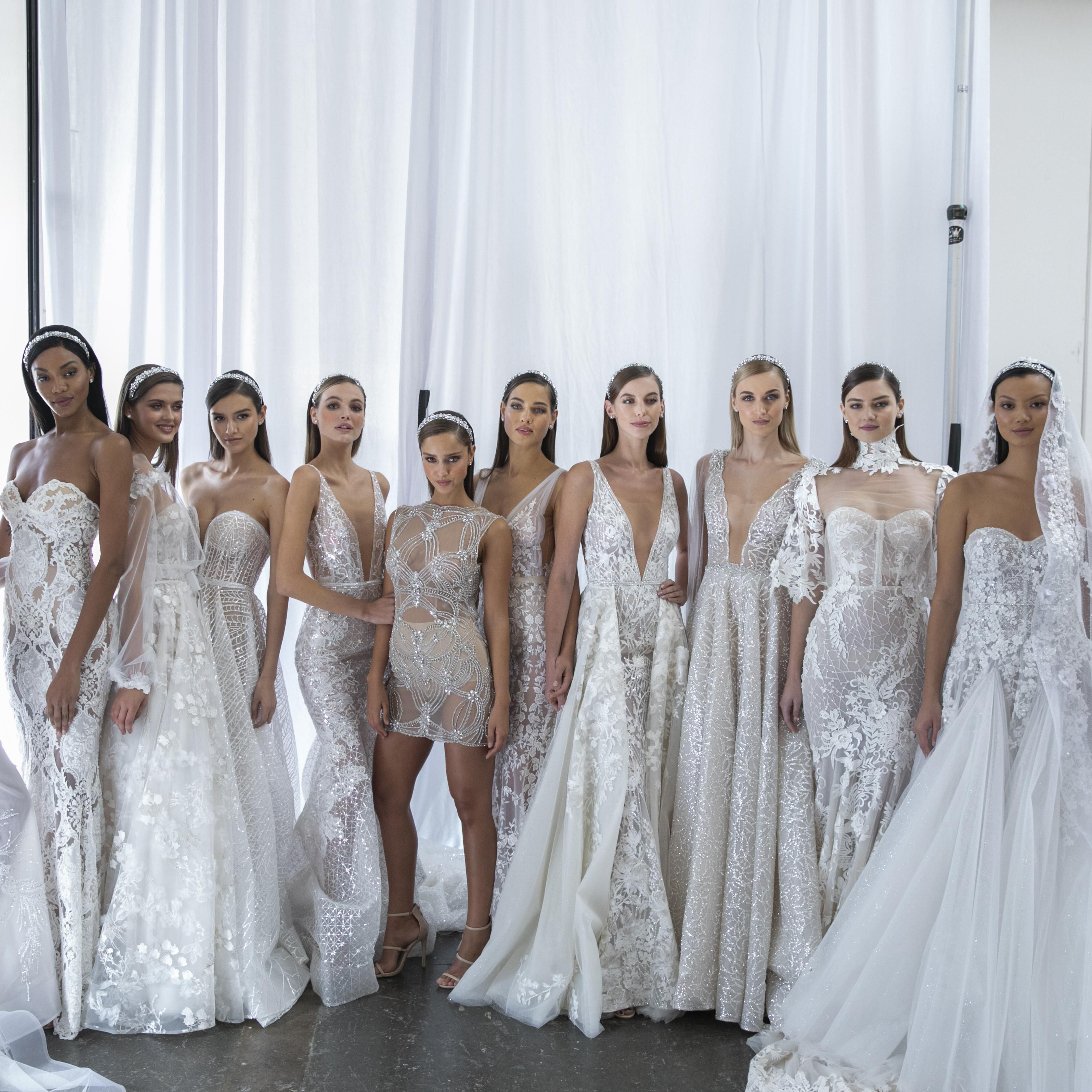 Berta Bridal Fall 2019