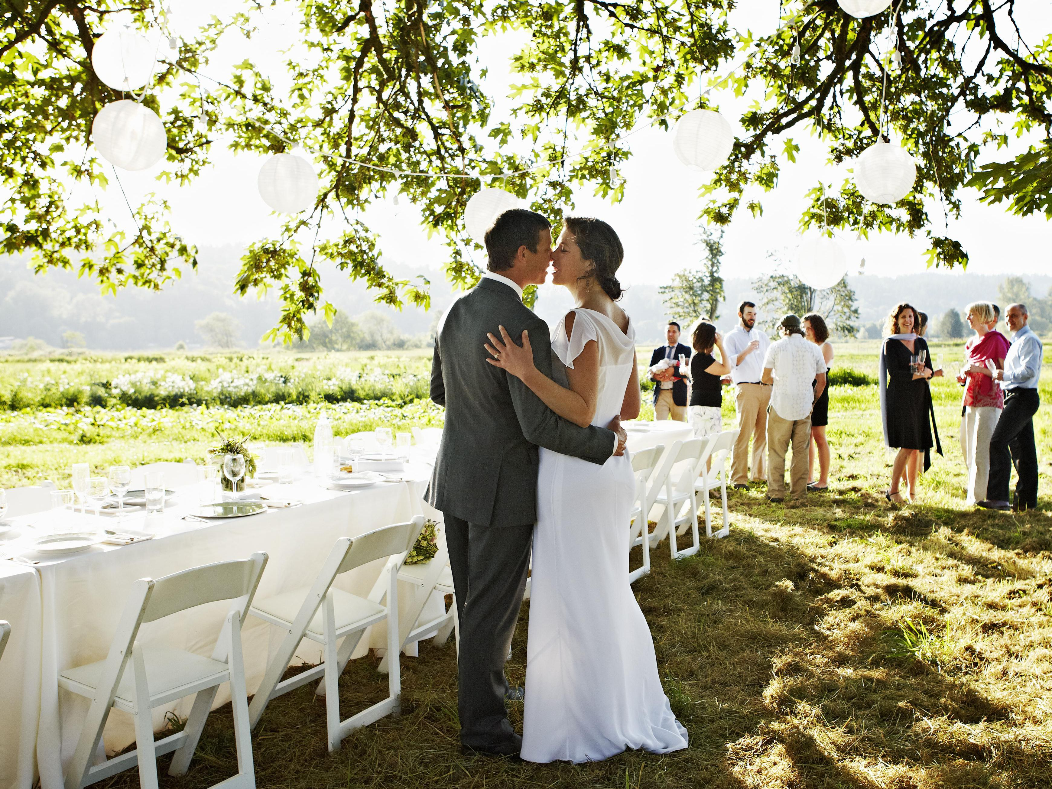 8 Beautiful Rustic Wedding Venues Outside Of D C