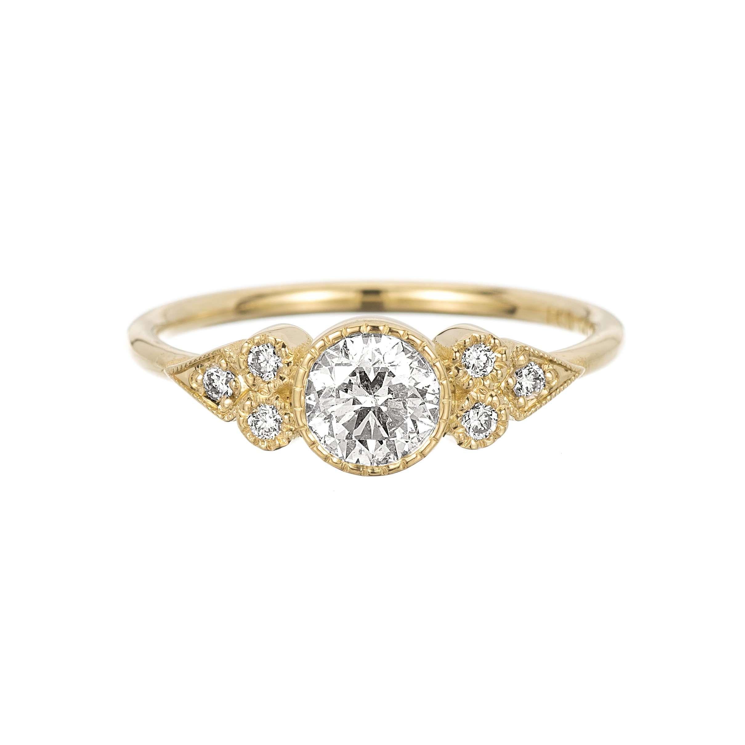 Jennie Kwon Diamond Dolce Ring