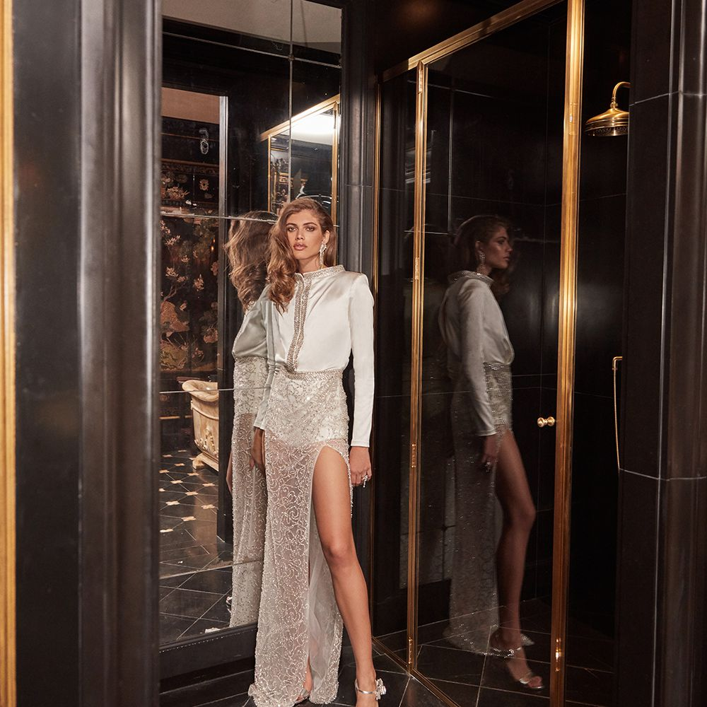 Fancy White by Galia Lahav Wedding Dress