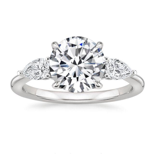 Brilliant Earth Opera Diamond Engagement Ring