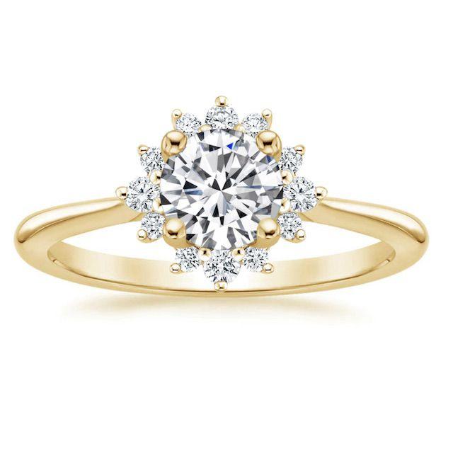 Brilliant Earth Sol Diamond Engagement Ring