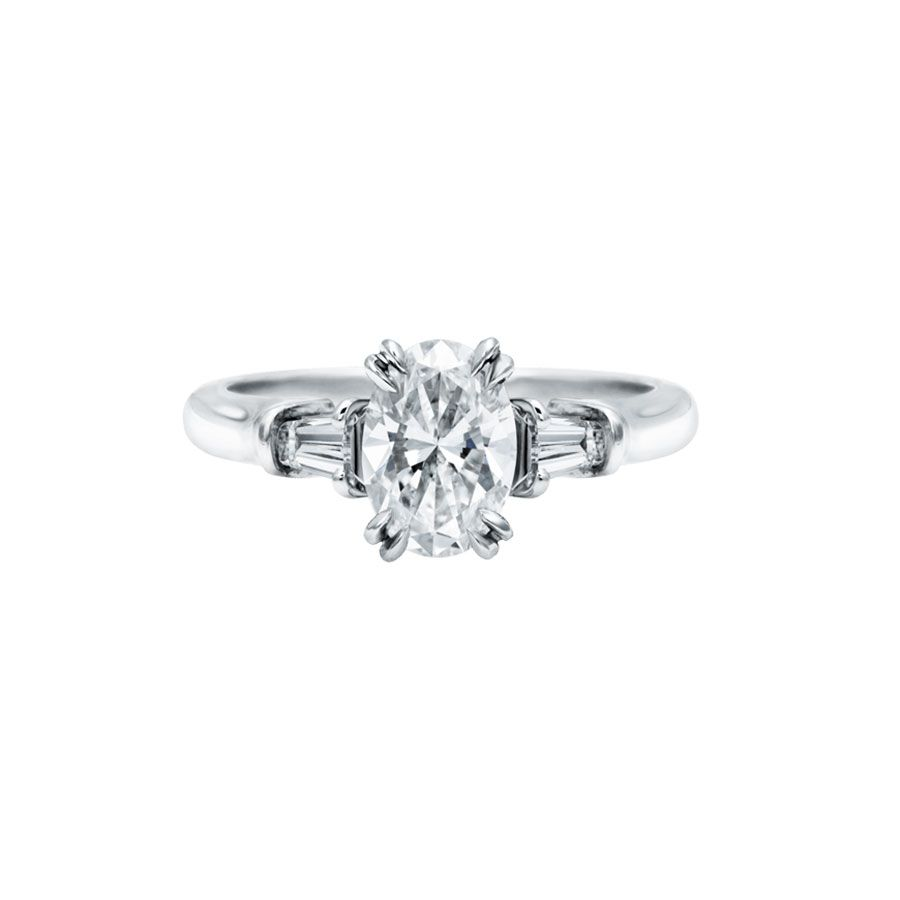 48 Classic Engagement Rings For The Timeless Bride